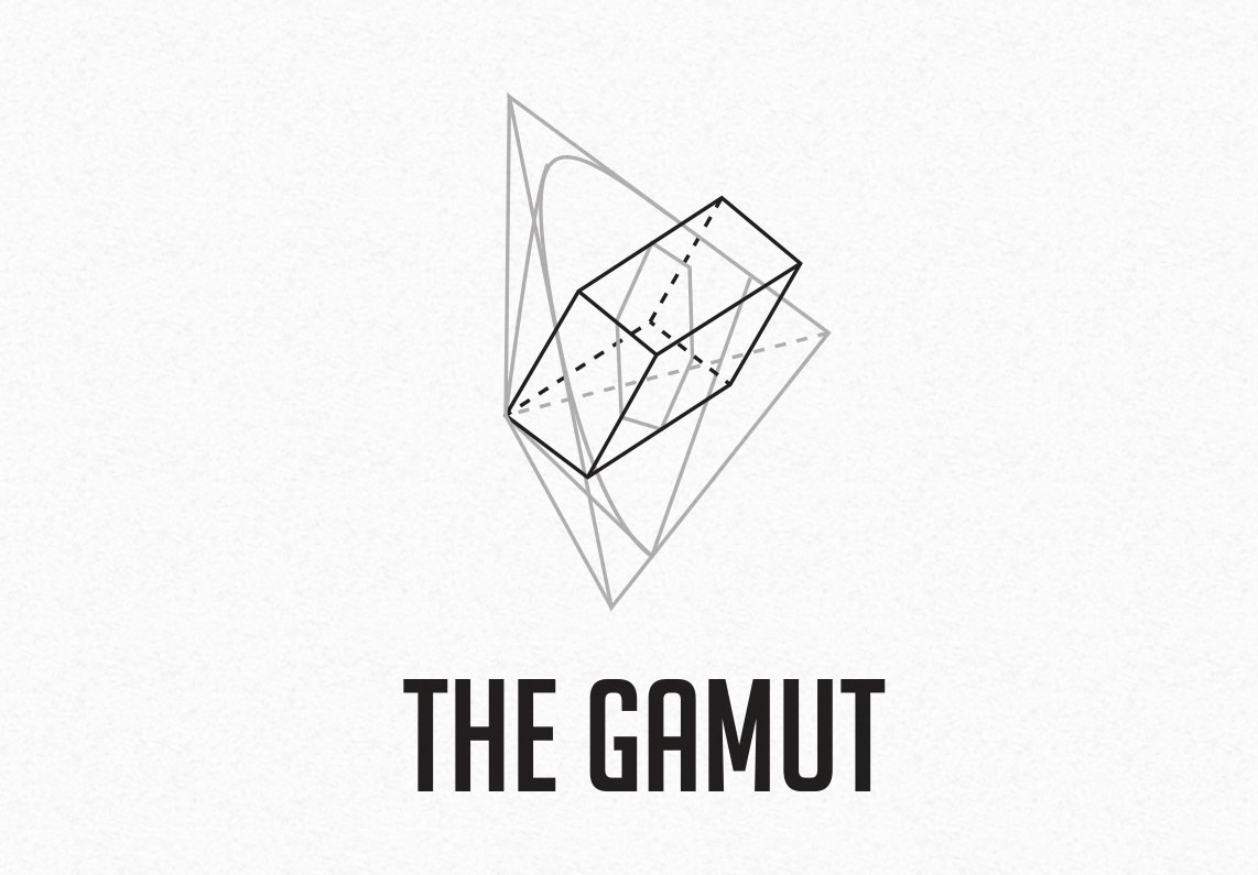 THE GAMUT logo