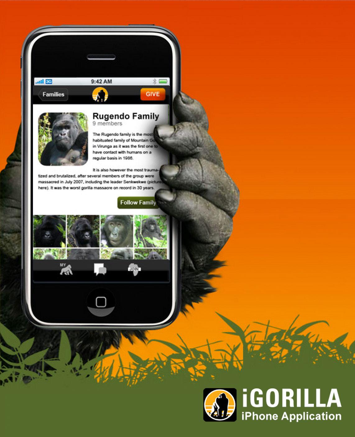 iGorilla iPhone App